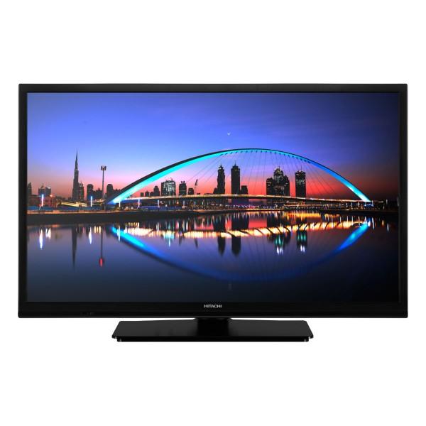 Hitachi 24he1100 televisor 24'' lcd led hd ready hdmi usb grabador y reproductor multimedia