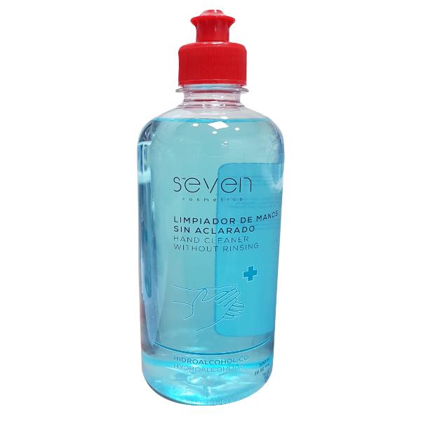 Seven limpiador de manos hidroalcohólico 500 ml