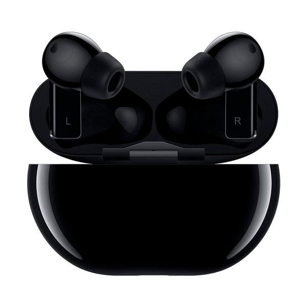Huawei freebuds pro negro carbón auriculares in-ear bluetooth cancelación de ruido estuche batería